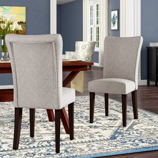 Lancaster Parsons Chair (Set of 2) Three Posts