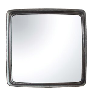 Wadlington Accent Mirror by Gracie Oaks