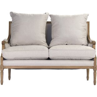 Louis Loveseat by Zentique Wonderful