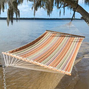 Heaven Quilted Double Tree Hammock by Freeport Park Best