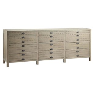 Magdalene Driftwood Double Sideboard by World Menagerie
