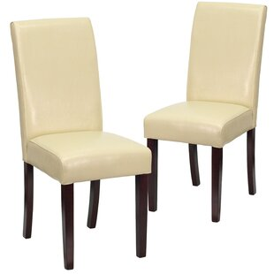Reiff Upholstered Dining Chair (Set of 2) Winston Porter