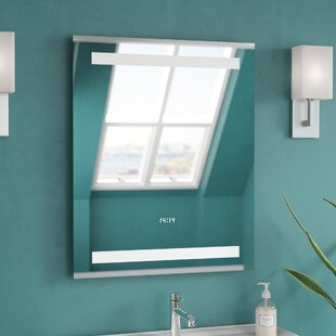 Wade Logan Electric Bathroom/Vanity Mirror