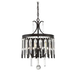 Andrimont 3-Light Crystal ..
