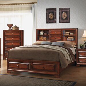 King Bed Under Storage