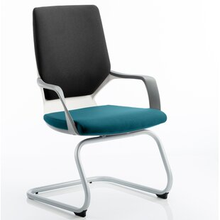 Mid-Back Visitor Chair With Arms By Ebern Designs