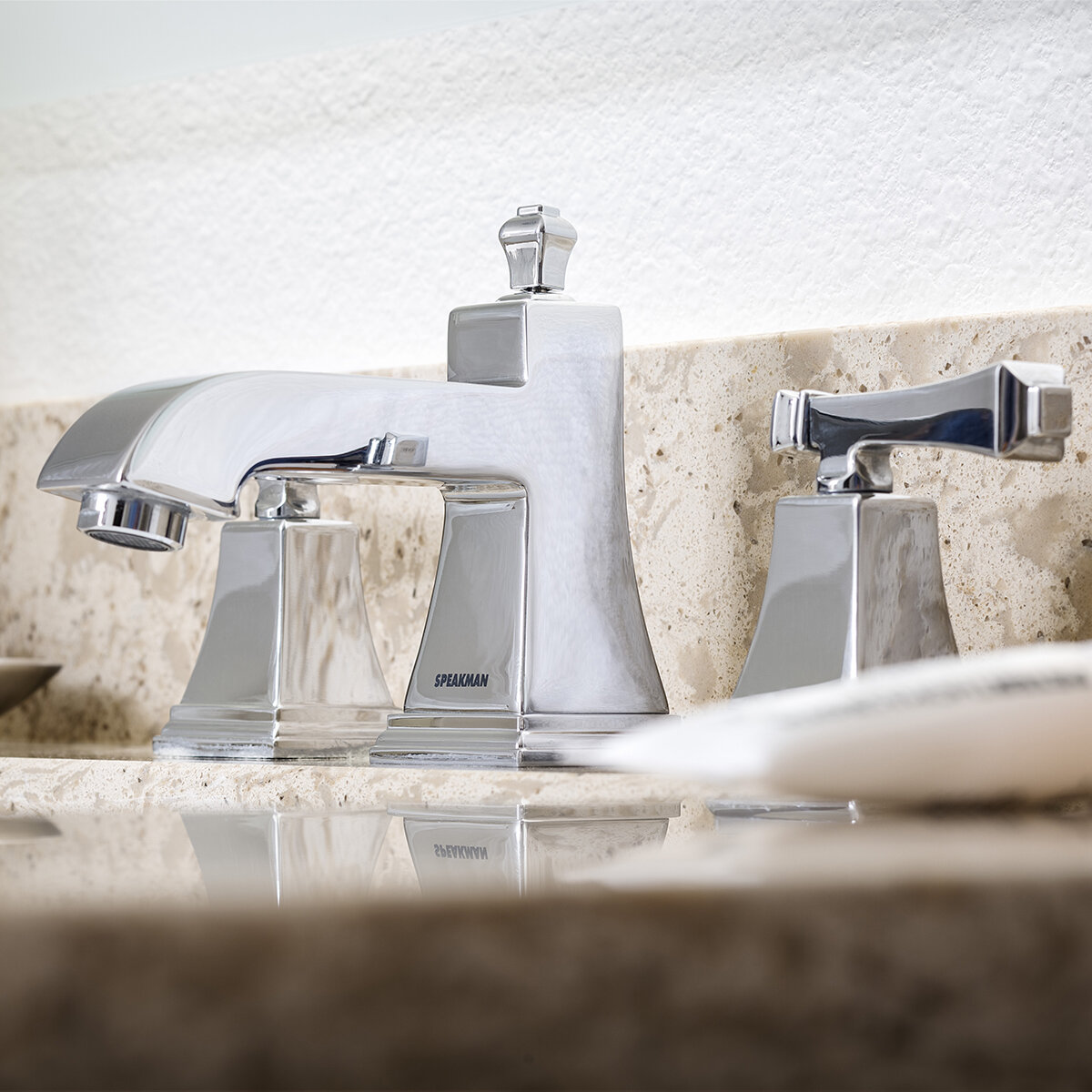 faucets wayfair reviews faucet caspian bathroom widespread pdx home speakman improvement