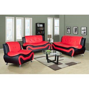 Dasheil 3 Piece Living Room Se..
