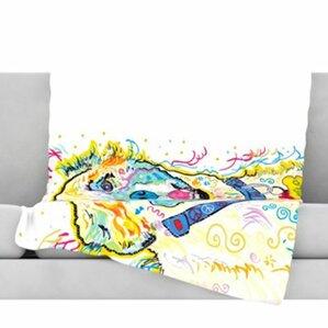 Milo Fleece Throw Blanket