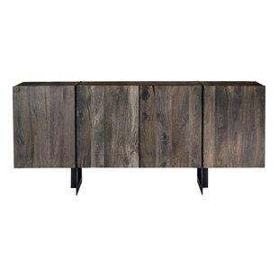 Brookside Natural Sideboard Union Rustic