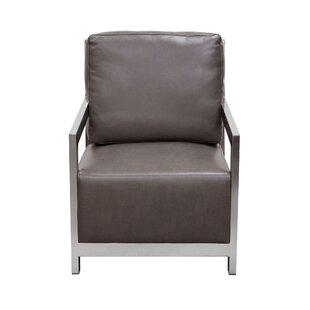 Zen Accent Armchair by Diamond Sofa