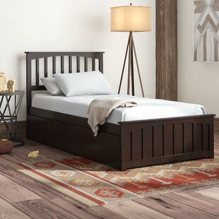 Amethy Storage Platform Bed