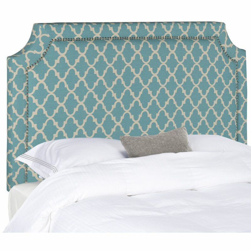 Darby Home Co Wellsboro Full Upholstered Panel Headboard Wayfair
