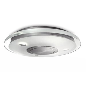 Vidro 3-Light Flush Mount