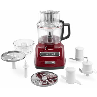 9-Cup Food Processor with Exact Slice System and External Adjustable Lever - KFP0933