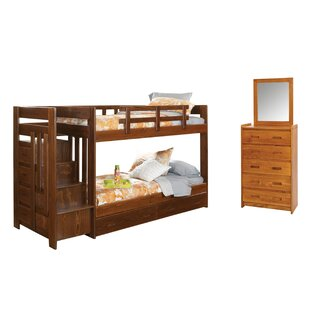 Twin Standard Bunk Configurable Bedroom Set By Chelsea Home