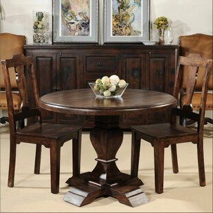 Castle Solid Wood Dining Table by Aishni ..