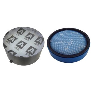 Think Crucial 2 Piece Pre and HEPA Post Motor Filter Set