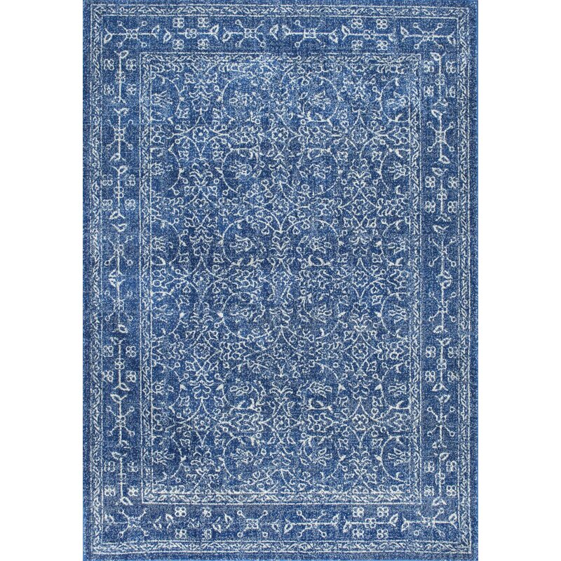Utterback Blue/Gray Area Rug