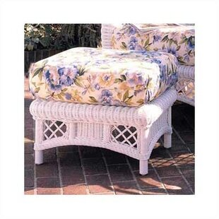 7600 Carlyle Ottoman by South Sea Rattan