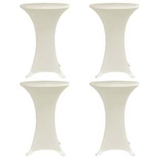 Standing Patio Table Cover (Set Of 4) By WFX Utility