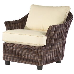 Sonoma Patio Chair With Cushions by Woodard Comparison