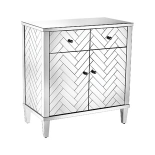 Bradley 2 Door, 2 Drawer Accent Cabinet by Mercer41