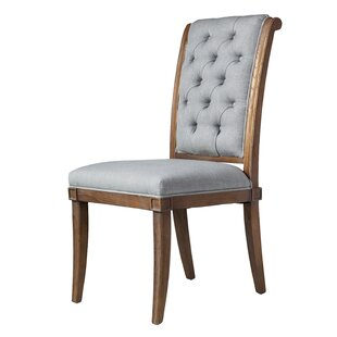 Design Tree Home Nanette Upholstered Dining Chair