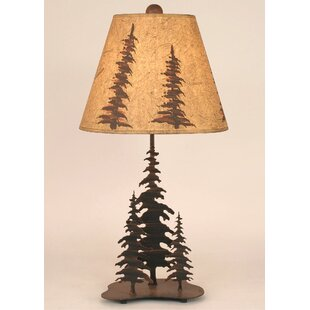 Goodman Feather Tree 25.5 Table Lamp