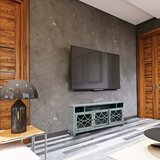 Francois Solid Wood TV Stand for TVs up to 70 by Ophelia & Co.