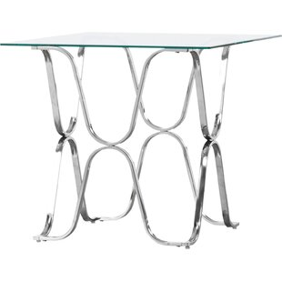 Arylide End Table by House of Hampton
