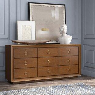 Roman 9 Drawer Dresser
