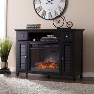 Online Reviews Contreras TV Stand for TVs up to 48 with Fireplace by Alcott Hill Reviews (2019) & Buyer's Guide