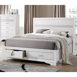 Highland Dunes Helsley Storage Platform Bed