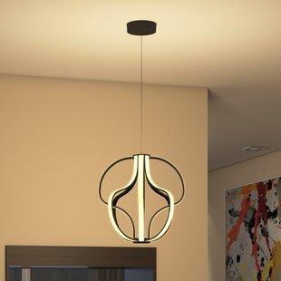 Wade Logan Doveton 8-Light LED Novelty Chandelier