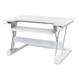 Height Adjustable Standing Desk Converter by Symple Stuff #1