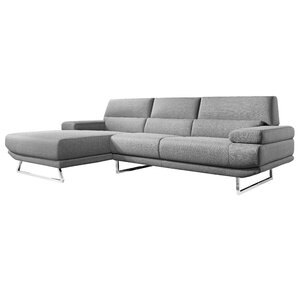 Charli Sectional by Wade Logan