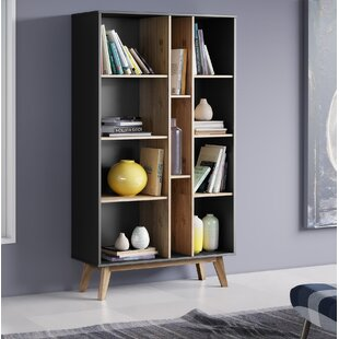 Tawney Standard Bookcase by Union Rustic Comparison