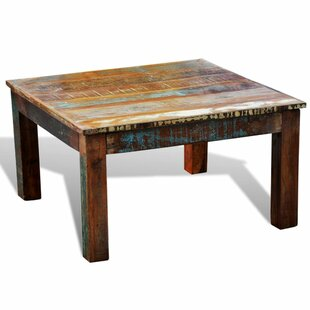 Chevy Reclaimed Wood Coffee Table