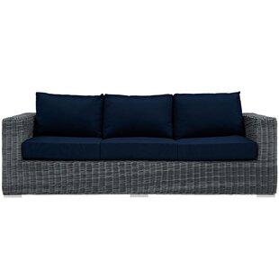 Keiran Patio Sofa with Cushions