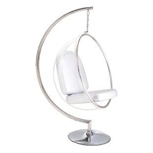 Wincott Bubble Hanging Replica Chair Hammock by Orren Ellis