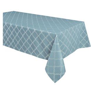 Hartung Lattice Tablecloth