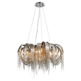 Everly Quinn Veta 5-Light Novelty Chandelier