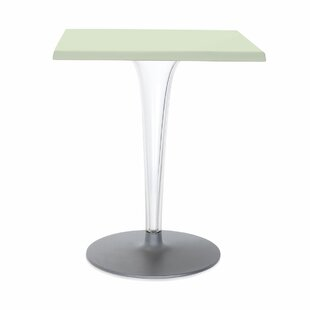Kartell Top Top Table- Rounded Leg & Roun..