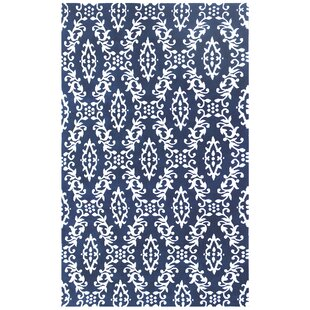 Purchase Microplush Blue Area Rug By Tuft & Loom