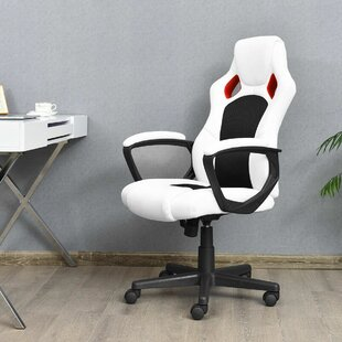 Hamer Executive Racing Style Chair High Back Bucket Seat Computer Office Desk Task New