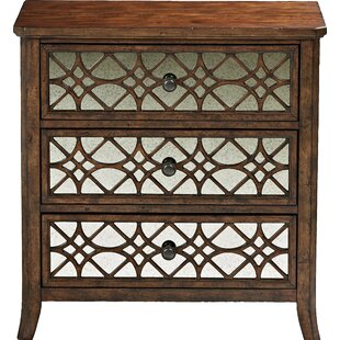 Aunt Beth 3 Drawer Accent Chest by Trisha Yearwood Home Collection