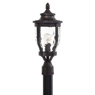 Three Posts Porterfield Outdoor 1-Light Lantern Head