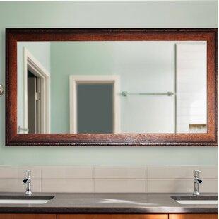 Bargain Truett Double Vanity Wall Mirror ByMillwood Pines