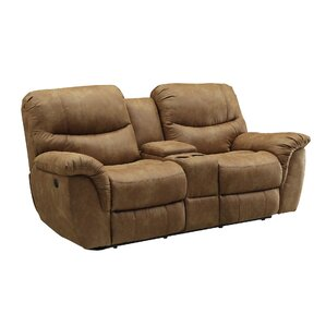 Brentwood Motion Reclining Sofa by Loon Peak